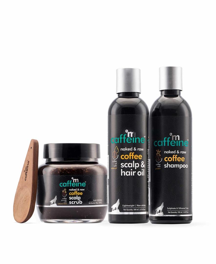 Mcaffeine Coffee Hair Fall Control Kit