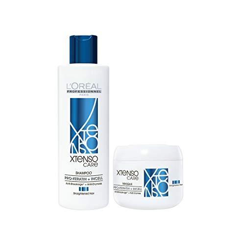 Loreal Professionnel Xtenso Care Shampoo + Masque Combo Pack
