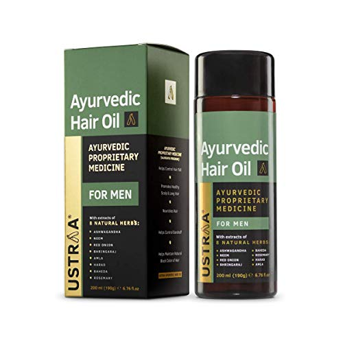 Ustraa Ayurvedic Hair Oil