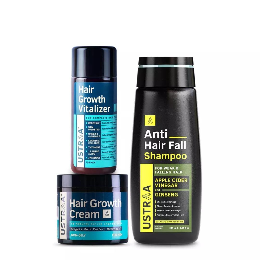 Ustraa Hair Growth Kit