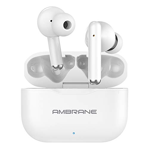 Ambrane Dots 38 True Wireless Earbuds with Pure HD Bass
