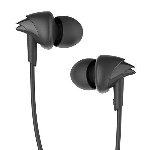 boAt BassHeads 100 in-Ear Wired Earphones with Super Extra Bass