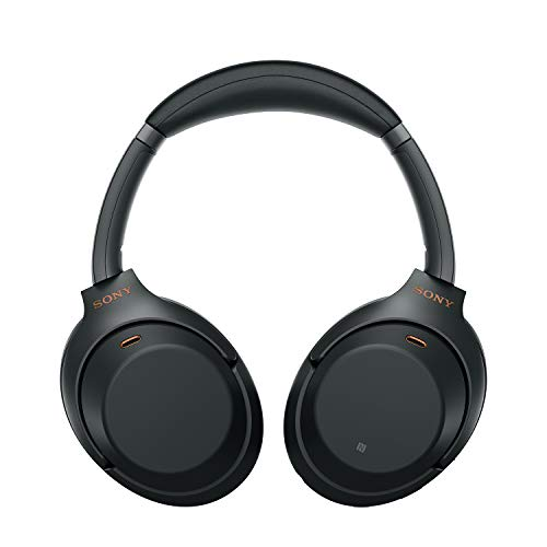 Sony WH-1000XM3 Industry Leading Wireless Noise Cancelling Headphones