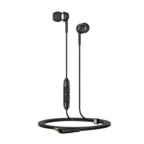 Sennheiser CX 80s in Ear Earphone with Mic