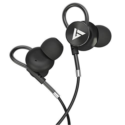 Boult Audio BassBuds Loop in-Ear Wired Earphones