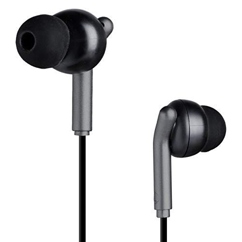 Zebronics Zeb-Bro in Ear Wired Earphones with Mic
