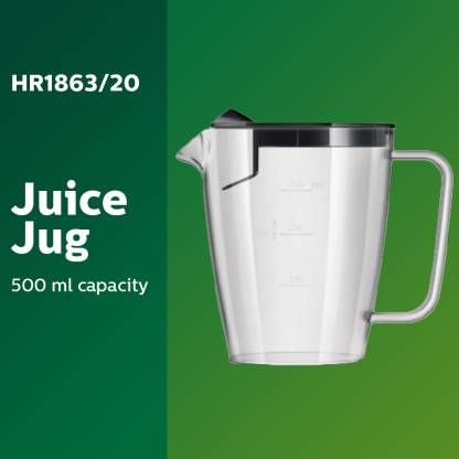 Philips Viva Collection - 2 Litre Juicer - HR1863/20 - 700 Watt