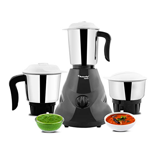 Butterfly Hero Mixer Grinder - 500 Watt