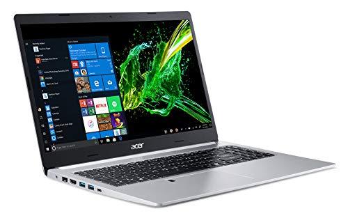 Acer Aspire 5 Slim Laptop (i5, 8GB RAM, 256GB SSD, Windows 10, 15.6 Inches) (Model No. A515-54-51DJ)