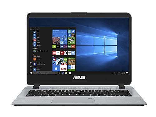 Asus VivoBook Laptop (i5, 8GB RAM, 1TB HDD, Windows 10, 14.0-inch) (Model No. X407UA-EK558T)