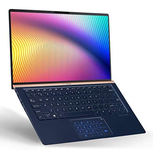Asus ZenBook 13 Slim Laptop (i7, 16GB RAM, 512GB SSD, Windows 10, 13.3 inch) (Model No. UX333FA-AB77)