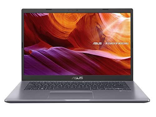 Asus VivoBook 14 Compact Laptop (i3, 4GB RAM, 256GB SSD, Windows 10, 14-inch) (Model No. X409UA-EK362TS)