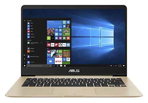 Asus ZenBook Thin Light Laptop (i5, 8GB RAM, 256GB SSD, Windows 10, 14-inch) (Model No. UX430UA-GV573T)