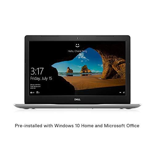 Dell Inspiron 3585 HD Laptop (4GB RAM, 1TB HDD, Windows 10, 15.6-inch) (Model No. D560170WIN9SE)