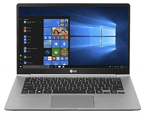 LG Gram Thin Laptop (i5, 8GB, 256GB SSD, Windows 10, 14-inch) (Model No. 14Z990)