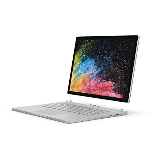 Microsoft Surface Book 2 (Intel Core i7, 16GB RAM, 512GB, 15 inch)