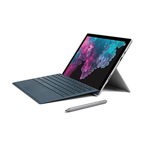 Microsoft Surface Pro 6 2-in-1 Laptop (i5, 8GB, 256GB SSD, Windows 10, 12.3 inch) (Model No. KJT-00015)