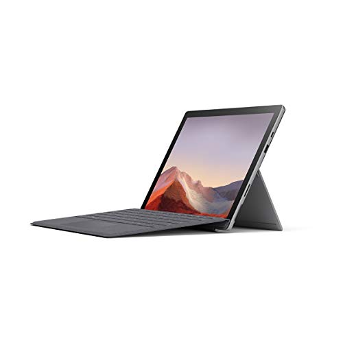 Microsoft Surface Pro 7 2-in-1 Laptop (i5, 8GB RAM, 128GB SSD, Windows 10, 12.3 inch (Model No. VDV-00015)