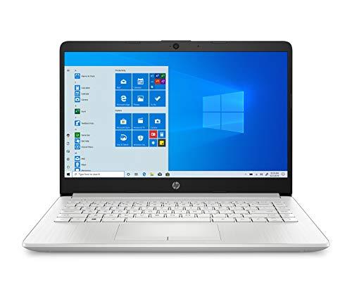 HP 14 Ryzen 5 3500U 14-inch(35.6 cm) FHD Thin & Light Laptop(8GB RAM/256GB SSD + 1TB HD/Windows 10/MS Office/Natural Silver/1.47 Kg), 14s-dk0501AU