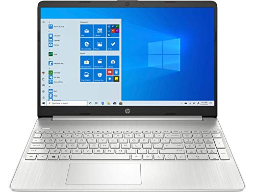 HP 15 11th Gen Intel Core i3 Processor 15.6 inch (39.62cms) FHD Laptop (8GB/512GB SSD/Win 10/MS Offce/Integrated Graphics/Natural Silver/1.69 Kg), 15s-fr2