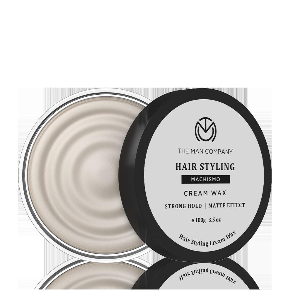The Man Company Machismo Hair Styling Cream Wax