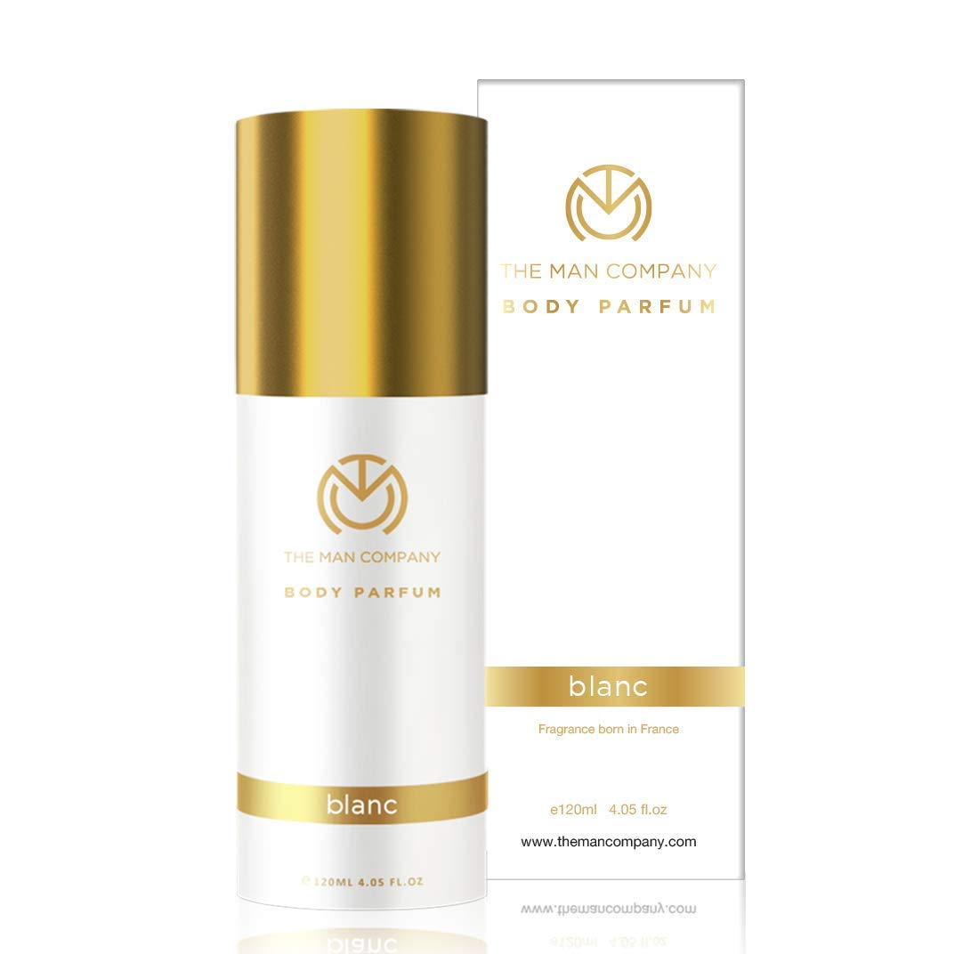 The Man Company Blanc Body Perfume