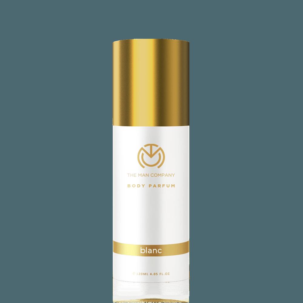 The Man Company Blanc Body Perfume 120ml