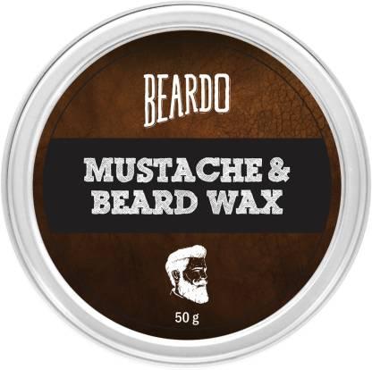 Beard & Mustache Styling Hair Wax for Men