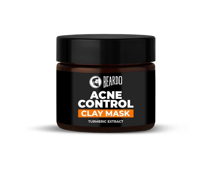 Beardo Acne Control Clay Mask
