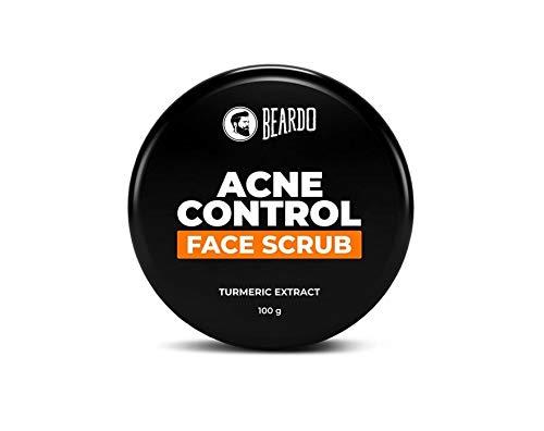 Beardo Acne Control Face Scrub