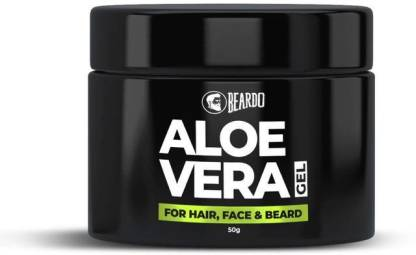 Beardo Aloe Vera Gel for Hair