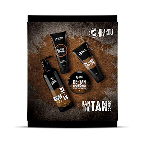 Beardo Ban The Tan Combo for Men