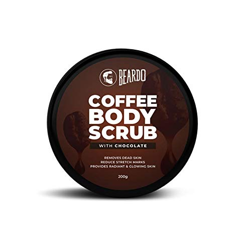 Beardo Coffee Body Scrub for Men