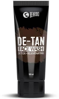 Beardo De-Tan Facewash for Men