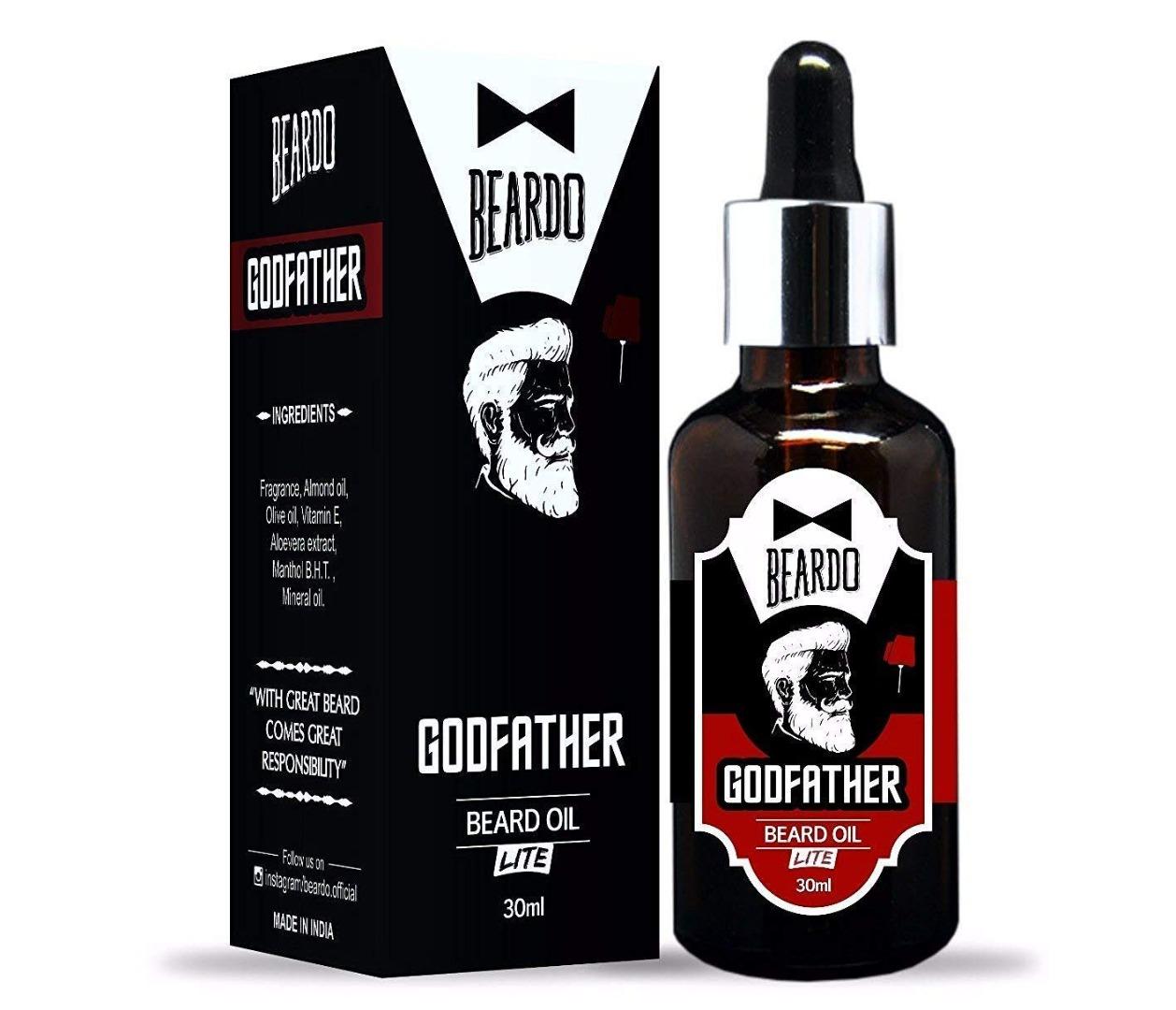Beardo Godfather Beard Oil for Men