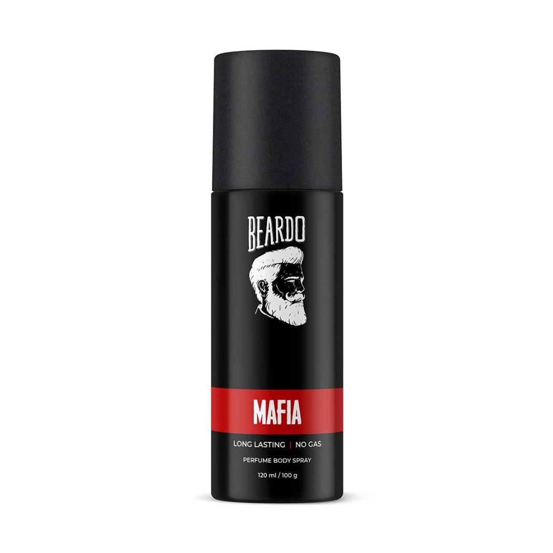 Beardo MAFIA Perfume Body Spray
