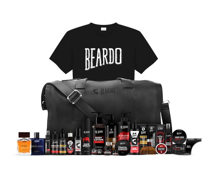 Beardo Millionaire Combo