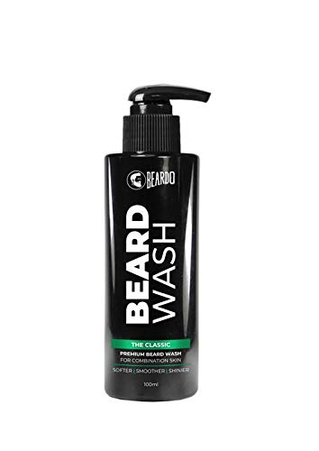 Beardo The Classic Beard Wash