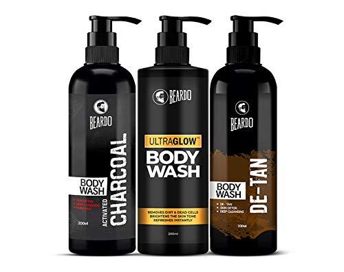 Beardo Ultimate Bodywash Combo