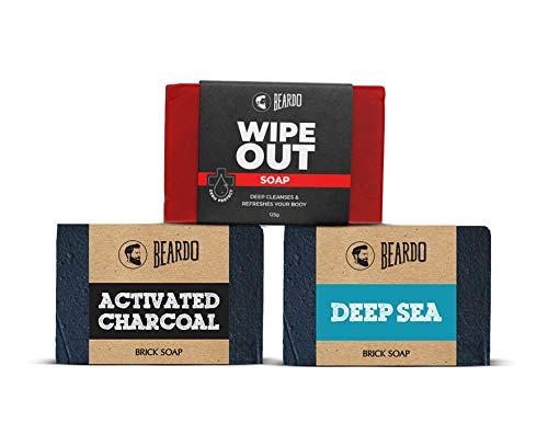 Beardo Ultimate Soap Combo