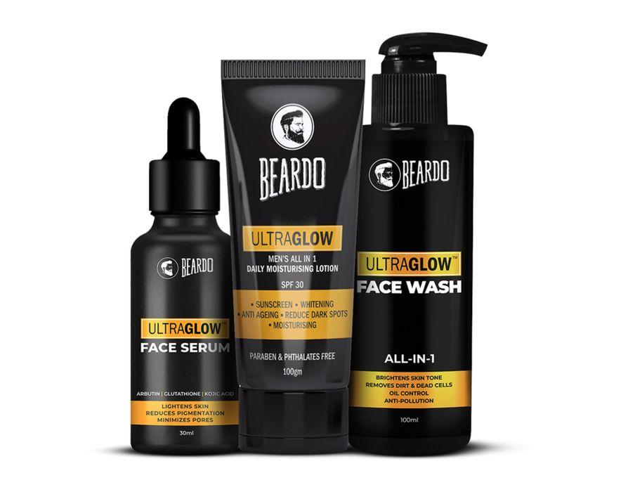Beardo Ultraglow Trio Combo