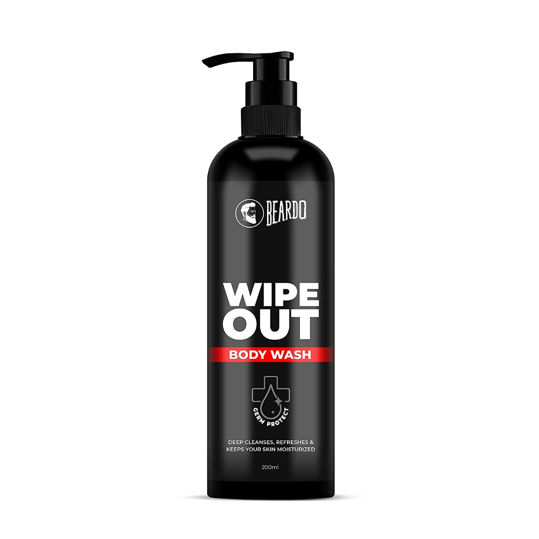 Beardo Wipeout Bodywash