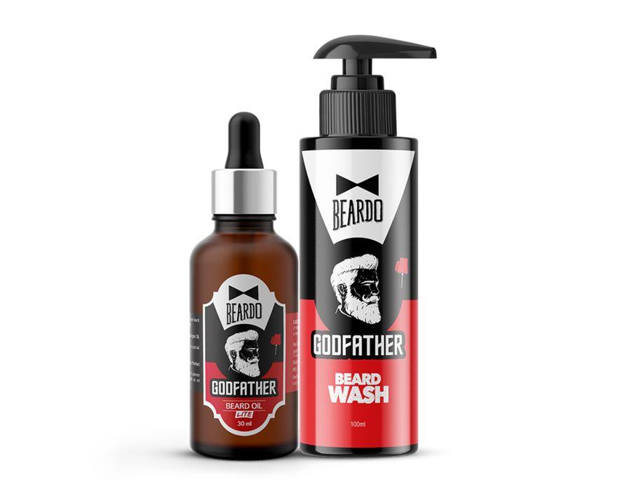 Beardo The Classic Beard Oil and Beard Wash Combo
