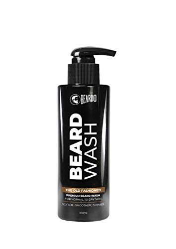The Old Fashioned Beard Wash-Dry Skin