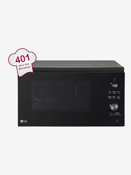LG 32 L Charcoal Convection Microwave Oven (MJEN326SF)