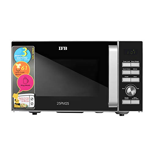 IFB 25 L Solo Microwave Oven (25PM2S - IFBJ0)