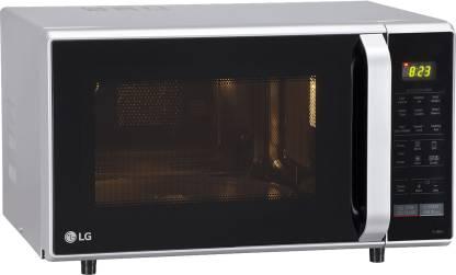 LG 28 L Convection Microwave Oven (MC2846SL)