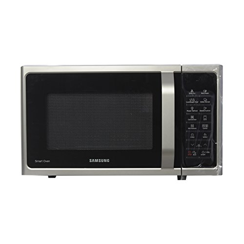 Samsung 28 L Convection Microwave Oven (MC28H5025VS/TL)