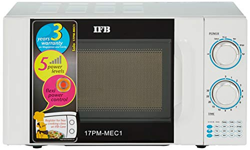 IFB 17 L Solo Microwave Oven (17PM MEC 1)