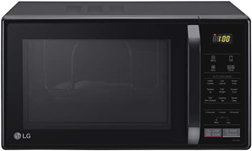 LG 21 L All In One Convection Microwave Oven (MC2146BL)